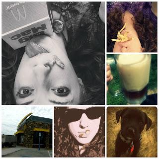 McD's Collage